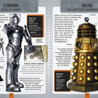 Doctor Who Character Encyclopedia 2013
