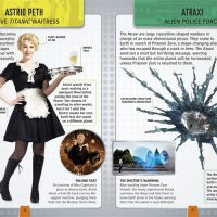 Doctor Who Character Encyclopedia Images