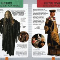 Doctor Who Character Encyclopedia Preview