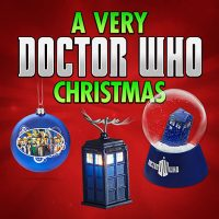 Doctor Who Christmas Gift Set