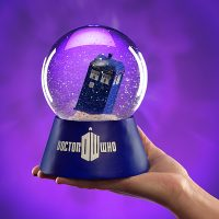Doctor Who Christmas Snowglobe