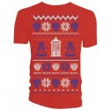 Doctor Who Christmas Sweater Shirt