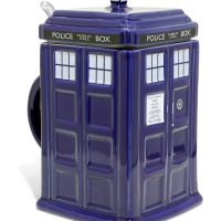 Doctor Who Collector's Edition TARDIS Stein