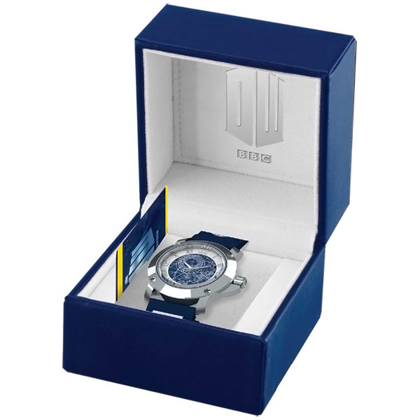 Doctor Who Collectors TARDIS Watch