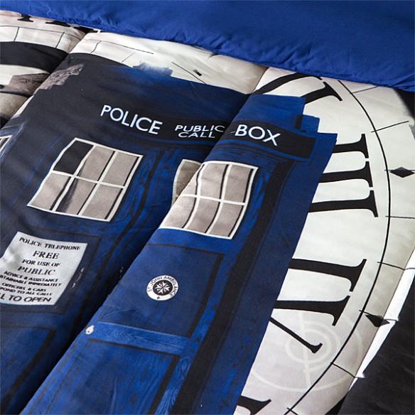 Doctor Who Comforter