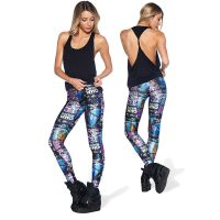 Doctor Who Comic Strip Leggings
