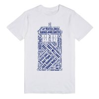 Doctor Who Companions T-Shirt