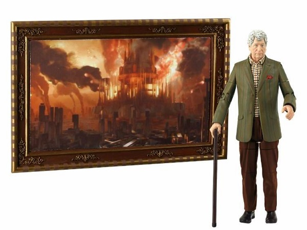 Doctor Who Curator Figure Set