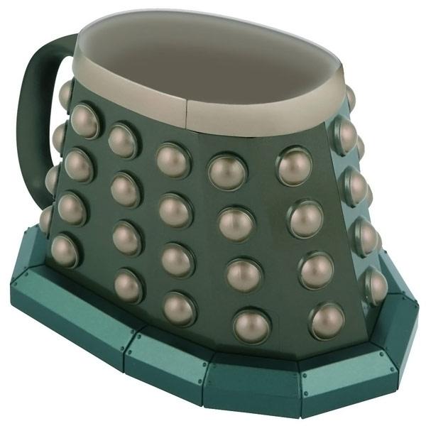 Dalek Base 3D Mug
