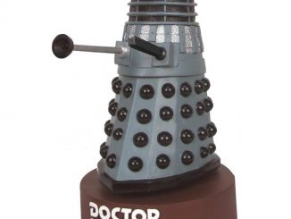 Doctor Who Dalek Bobble Head