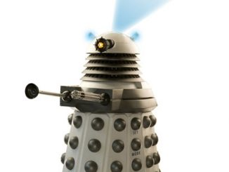 Doctor Who Dalek Digital Projection Alarm Clock
