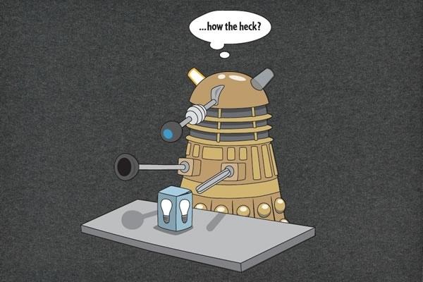 Doctor Who Dalek Discombobulate T-Shirt