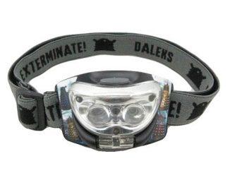 Doctor Who Dalek Head Flashlight Book Light