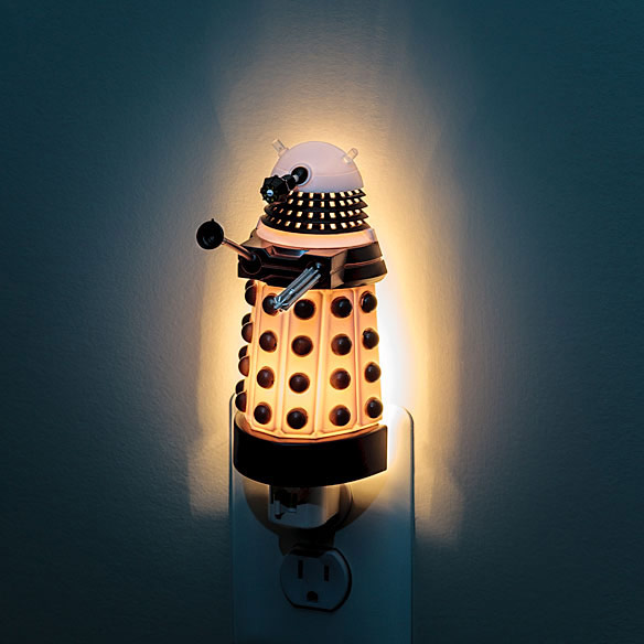 Doctor Who Dalek Night Light