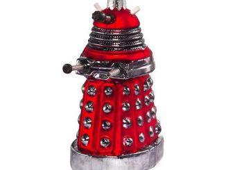 Doctor Who Dalek Ornament