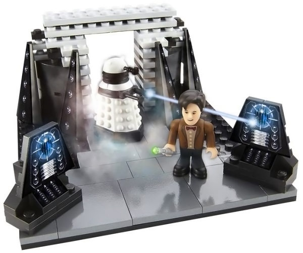 Doctor Who Dalek Progenitor Room Mini Set