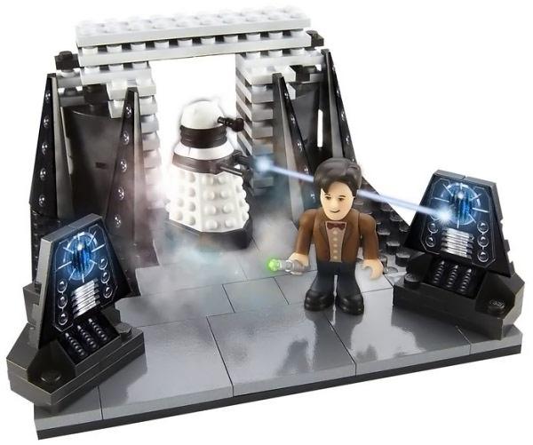 Doctor Who Dalek Progenitor Room Mini Set
