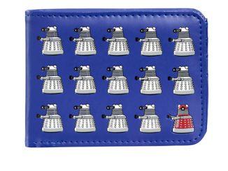 Doctor Who Dalek Repeat Wallet