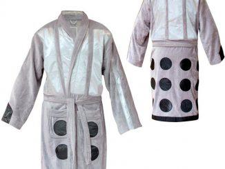 Doctor Who Dalek Robe