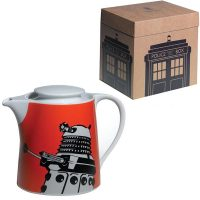 Doctor Who Dalek Teapot