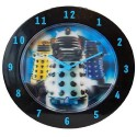 Doctor Who Dalek Wall Clock