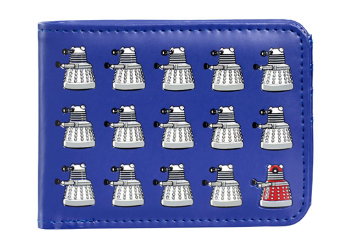 Doctor Who Dalek Wallet