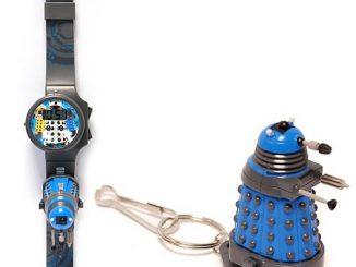 Doctor Who Dalek Whiz Remote Control Dalek Watch