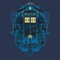 Doctor Who Dark T4RD1S Shirt