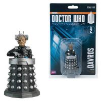 Doctor Who Davros Mini Figure