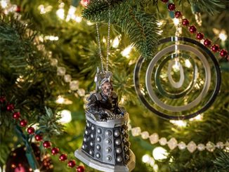 Doctor Who Davros Ornament