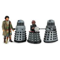 Doctor Who Destiny of the Daleks Action Figure Set