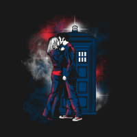 Doctor Who Doctor With One Heart Shirt