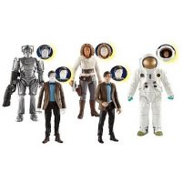 Doctor Who Eleventh Doctor Wave 8 Action Figures Set