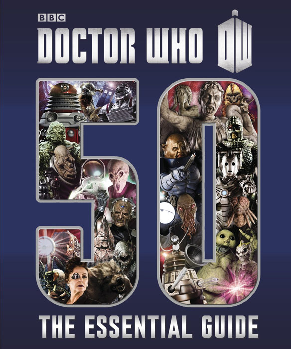 Doctor Who Essential Guide Book