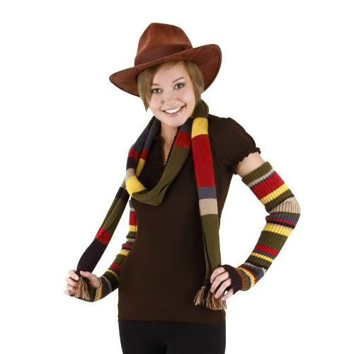 Doctor Who Fourth Doctor Arm Warmers