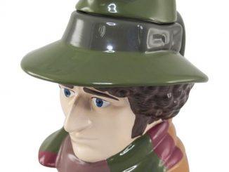 Doctor Who Fourth Doctor Mug
