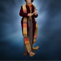 Doctor Who Fourth Doctor Signature Edition Collector Figure