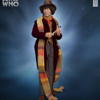 Doctor Who Fourth Doctor Signature Edition Collector Figure - Featured