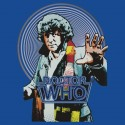 Doctor Who Fourth Doctor Spiral TShirt