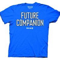 Doctor Who Future Companion Shirt
