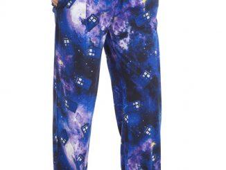 9295c1e05 Doctor Who Tardis Pajama Set
