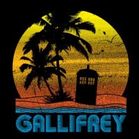 Doctor Who Gallifrey T-Shirt