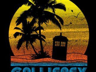 Doctor Who Gallifrey T-Shirt