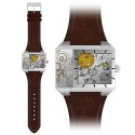 Doctor Who Gallifreyan Adult Analog Watch