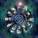 Doctor Who Gallifreyan Calendar Limited Edition Poster