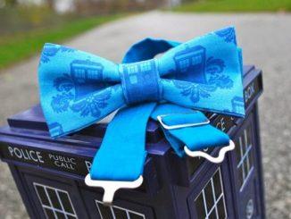 Doctor Who Gallifreyan Formal Wear