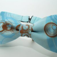 Doctor Who Gallifreyan Formal Wear - Gallifreyan Bow Tie