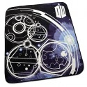 Doctor Who Gallifreyan Symbols Blanket