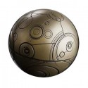 Doctor Who Gallifreyan Wibbly Wobbly Paperweight