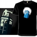 Doctor Who Glow in the Dark Passenger TShirt